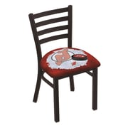 Holland Bar Stool NHL Stationary Side Chair; New Jersey Devils