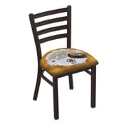 Holland Bar Stool NHL Stationary Side Chair; Boston Bruins