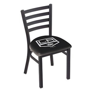 Holland Bar Stool NHL Stationary Side Chair; Los Angeles Kings