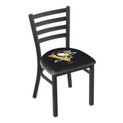 Holland Bar Stool NHL Stationary Side Chair; Pittsburgh Penguins