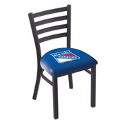 Holland Bar Stool NHL Stationary Side Chair; New York Rangers