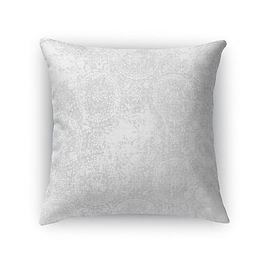 Kavka Salerno Burlap Throw Pillow; 18'' H x 18'' W x 5'' D