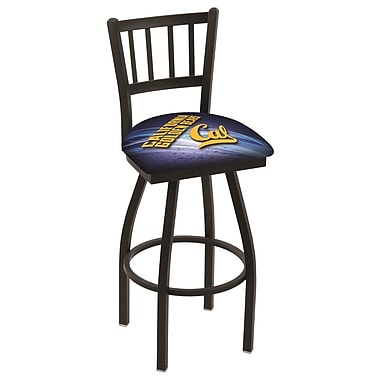 Holland Bar Stool NCAA 25'' Swivel Bar Stool; Cal