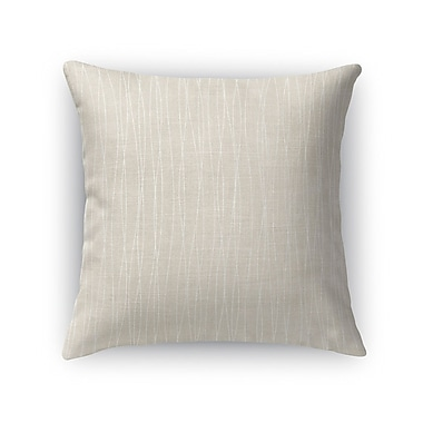 Kavka Latina Throw Pillow; 18'' H x 18'' W x 5'' D