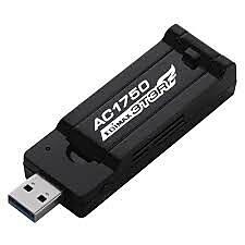 Edimax AC1750 Dual-Band Wi-Fi USB 3.0 Adapter (EW-7833UAC)