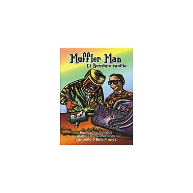 Arte Publico Press Muffler Man/El Hombre Mofle Workbook, Grade 1 - Grade 3 [eBook]