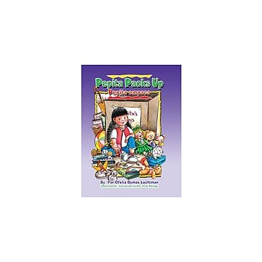 Arte Publico Press Pepita Packs Up/Pepita Empaca Workbook By Lachtman, Ofelia Dumas, Grade 1 - Grade 3 [eBook]