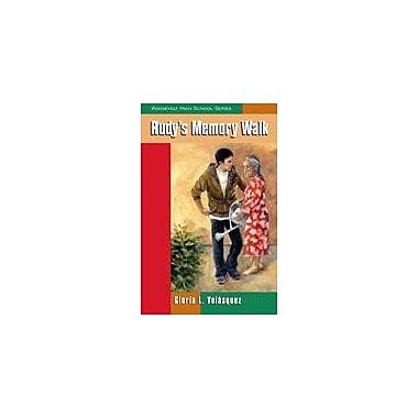 Arte Publico Press Rudy's Memory Walk Workbook By Velasquez, Gloria L. [eBook]