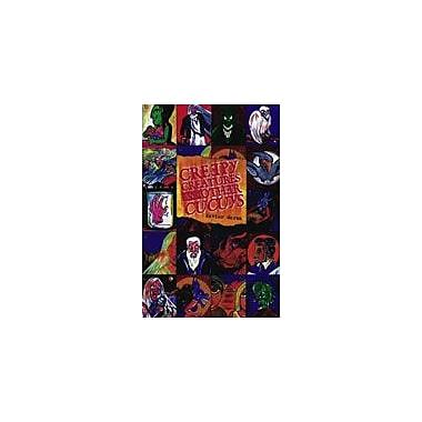 Arte Publico Press Creepy Creatures And Other Cucuys Workbook By Garza, Xavier, Grade 3 - Grade 6 [eBook]