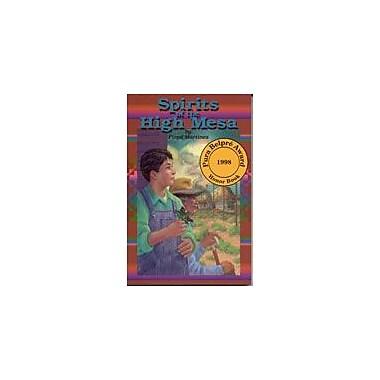 Arte Publico Press Spirits Of The High Mesa Workbook By Martinez, Floyd, Grade 6 - Grade 8 [eBook]