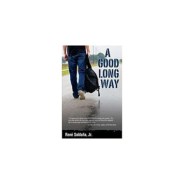 Arte Publico Press A Good Long Way Workbook By Saladana, Rene [eBook]