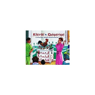 Arte Publico Press Kikiriki/Quiquiriqui Workbook By De Anda, Diane, Grade 1 - Grade 3 [eBook]