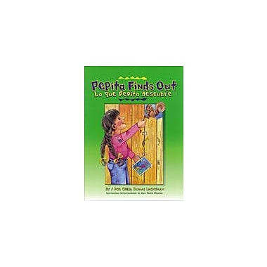 Arte Publico Press Pepita Finds Out/Lo Que Pepita Descubre Workbook By Lachtman, Ofelia Dumas, Grade 1 - Grade 3 [eBook]