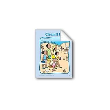 Evan-Moor Educational Publishers Taking Care Of The Ocean: Circle-Time Book Workbook, Preschool - Kindergarten [eBook]