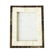 Creative Co-Op Smudge Picture Frame