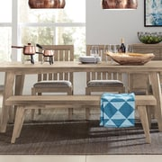 Gracie Oaks Brooklawn Dining Bench