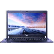 "Acer® TravelMate P6 TMP658-M-59SY 15.6"" Notebook, LCD, Intel Core i5-6200U 2.3 GHz, 256GB, 8GB, Win 7 Pro, Black"