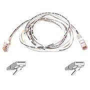 Belkin® A3L791-04-WHT 4' White Cat5e Patch Cable for Omniview IP 5000HQ