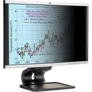 "CSP PrivateVue P222va 21.5"" LED-LCD Monitor, Black"