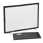 Da-Lite® Fast-Fold® 40466 Mini-Fold Portable Tabletop Projector Screen, 36.61""