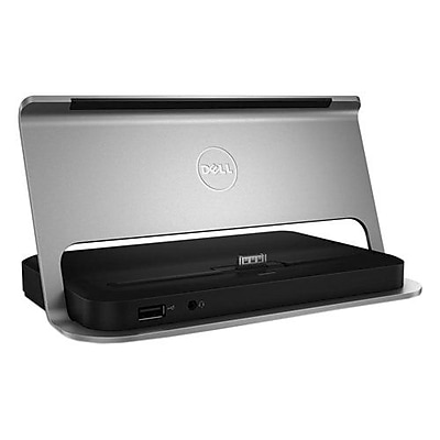 Dell Docking Station for Latitude 10 Tablet, Black/Gray (331-9711) IM17T8710