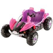 Fisher-Price® Power Wheels® Dune Racer All-Terrain Vehicle, Pink, 3+ Years (BCK89)