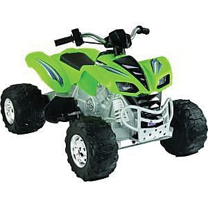 Fisher-Price Power Wheels Kawasaki KFX All-Terrain Vehicle,