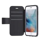 Griffin GB42781 TPU/Polycarbonate Survivor Adventure Wallet for iPhone 7, Black