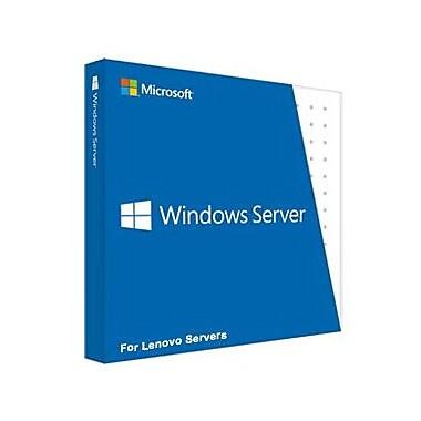 lenovo® Microsoft Windows Server 2012 R2 Essentials Software License, 25 Users (4XI0G86179)
