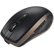 Logitech® Darkfield™ Laser Wireless Scroll Wheel Mobile Mouse, Navy Blue (MX Anywhere 2)
