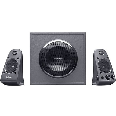 Logitech Z625 980-001258 Speaker System with Subwoofer, Black IM14T8654