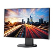 "NEC MultiSync® EX241UN 24"" Widescreen Desktop LED-LCD Monitor, Black"