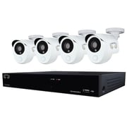 Night Owl B-10PH-841-PIR Wired Video Security DVR with 4 x 1080p Infrared Camera