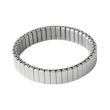 Rilee & Lo Stacking Bracelet for Apple Watch, Small/Medium, Shiny Silver (XW12M45LSLSY)
