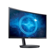 "Samsung® C24FG70FQN 24"" LED-LCD Curved Gaming Monitor"