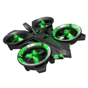 Spin Master™ Air Hogs Elite Helix X4 RC Stunt Quad Coptor, Green (6018687)