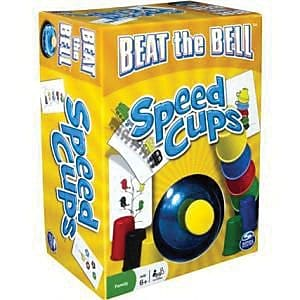 Spin Master Beat The Bell Speed Cups Stacking Game (6024589) IM14V1385