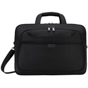 "Targus® TBT275 Checkpoint-Friendly Briefcase for 17"" Laptop, Black"
