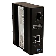 Transition Networks® SI-IES-111D-LRT 2-Port Mid-Span PoE+ Injector