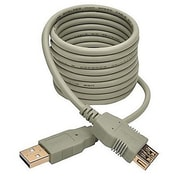 Tripp Lite U024 6' Hi-Speed USB 2.0 Type-A Male/Female Extension Cable, Beige