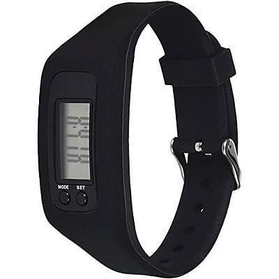 Voxx Myguard Fitness Tracker, Black, 12/Pack (MGFIT1TBK12) IM14T8077