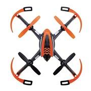 Zoopa 150 Basic 3 Speed Quadcopter, Black/Orange (ZQ0155)