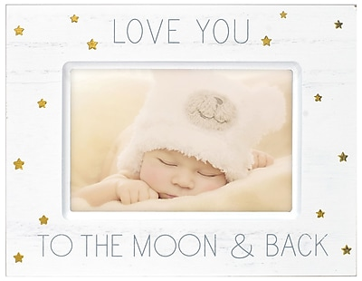 Malden Love You To The Moon Picture Frame