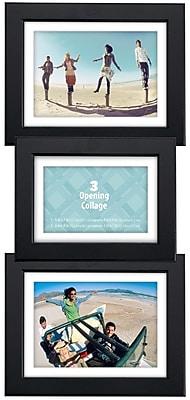Malden Black Bevel Panel Picture Frame WYF078279587143