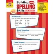 Evan-Moor Educational Publishers Building Spelling Skills, Grade 3 Workbook [Enhanced eBook]