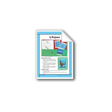 Evan-Moor Educational Publishers Syllogisms Workbook, Grade 4 - Grade 6 [eBook]