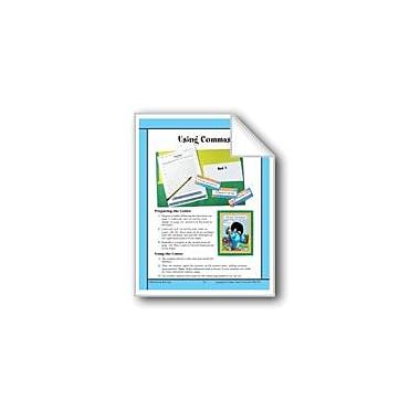 Evan-Moor Educational Publishers Using Commas Workbook, Grade 4 - Grade 6 [eBook]