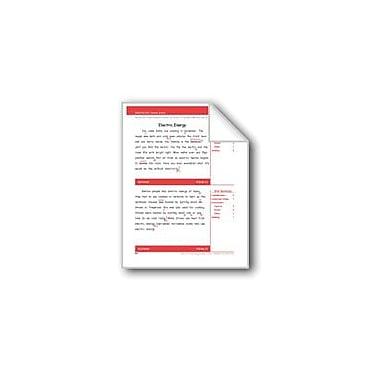Evan-Moor Educational Publishers Electric Energy (Gr. 4/Week 14) Workbook, Grade 4 [eBook]