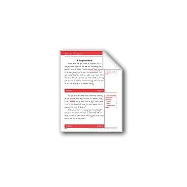 Evan-Moor Educational Publishers A Surprise Move (Gr. 5/Week 36) Workbook, Grade 5 [eBook]