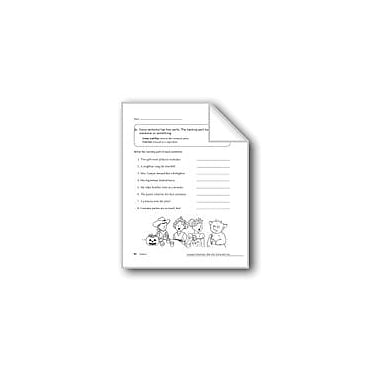 Evan-Moor Educational Publishers Sentence Subjects Workbook, Grade 2 [eBook]